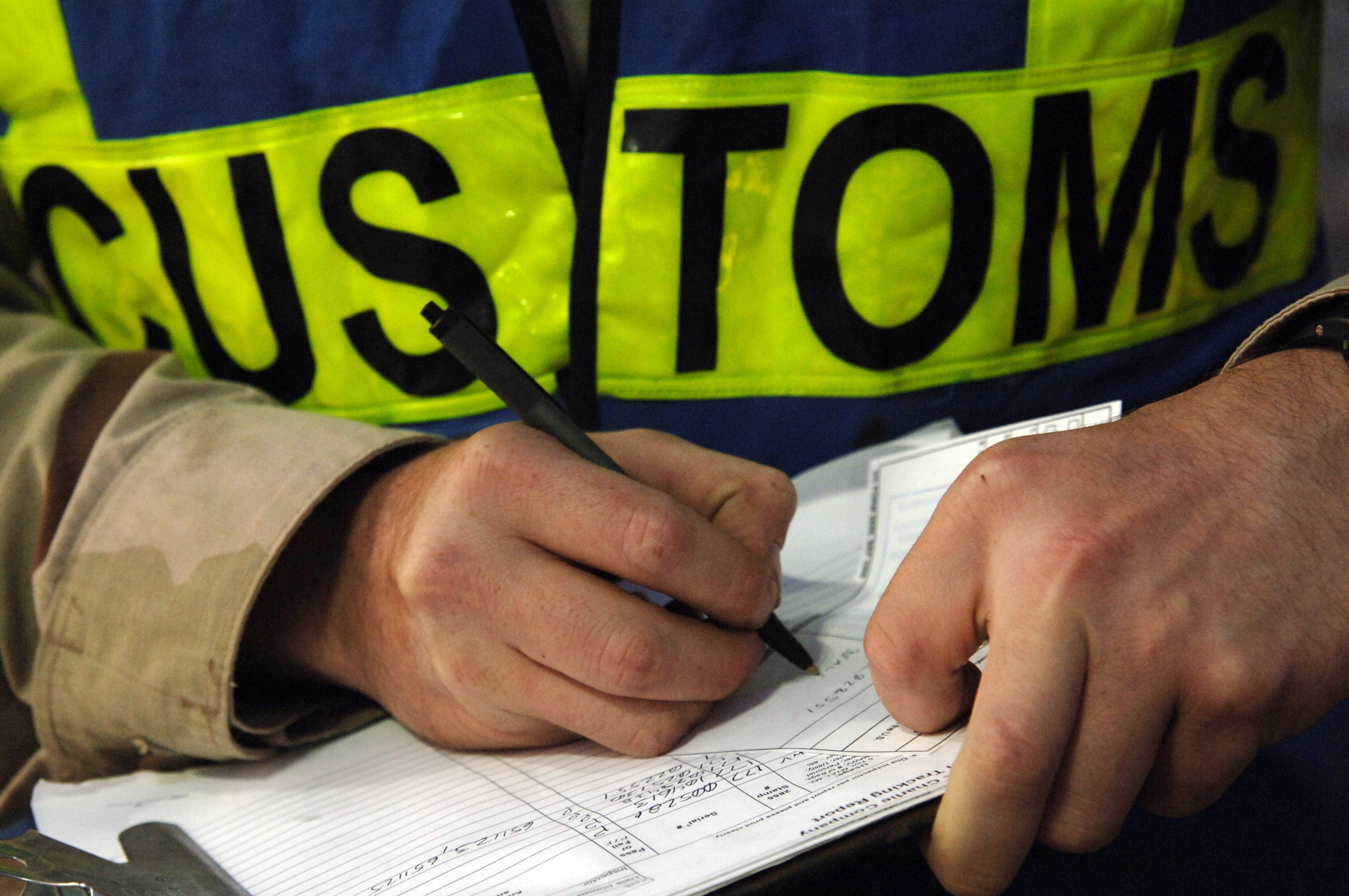 DHL Customs Clearance