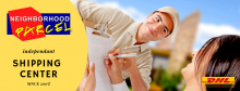 DHL International Shipping Discount Coupon, Save 25% OFF